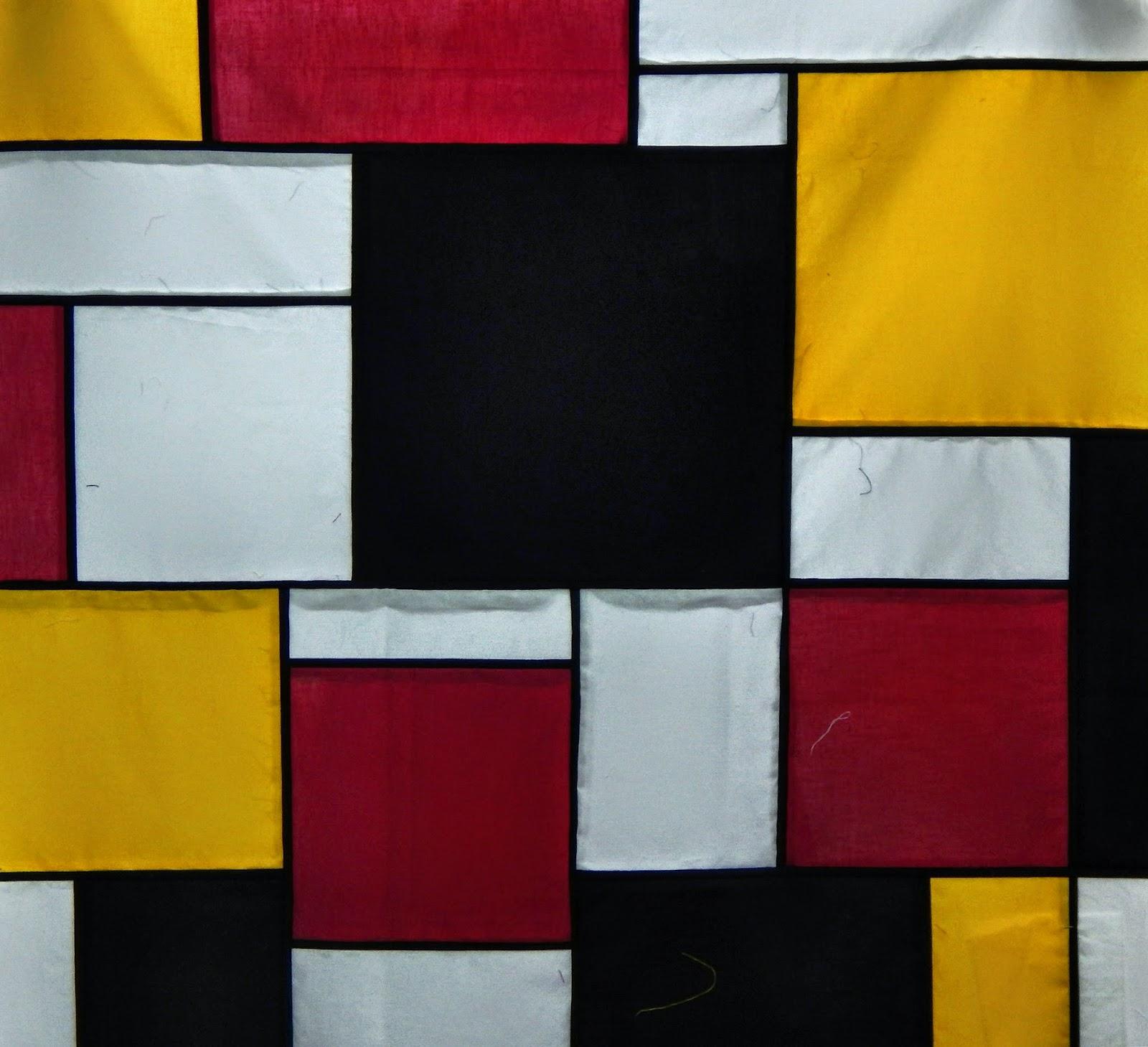 Bauhaus Farben: Modern Quilt Guild Stuttgart: May Meeting