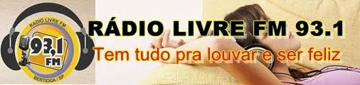 NOSSA RÁDIO LIVRE FM 93,1