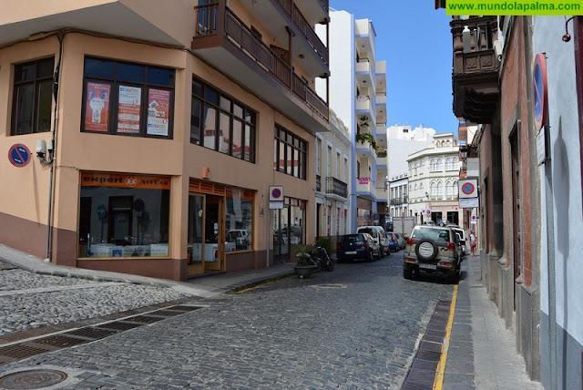 El Cabildo saca a la licitación obras de urbanización en la calle Anselmo Pérez de Brito de la capital con cargo al Fdcan