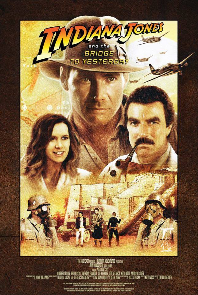 new fan made indiana jones drama on the way indiana