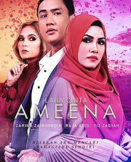 Lara Cinta Ameena TV3