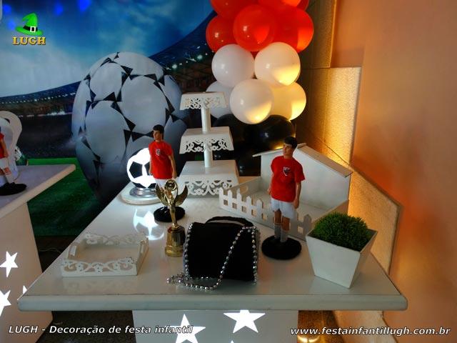 Decoração festa Futebol - Aniversário infantil