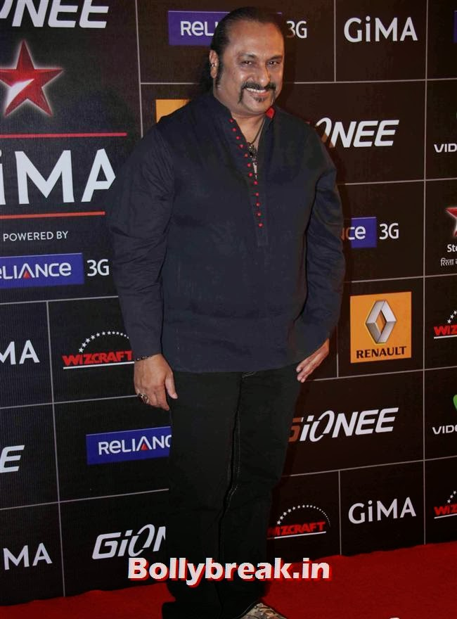 Leslie Lewis, Global Indian Music Awards 2014 Pics