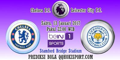Prediksi Chelsea vs Leicester City – 13 Januari 2018
