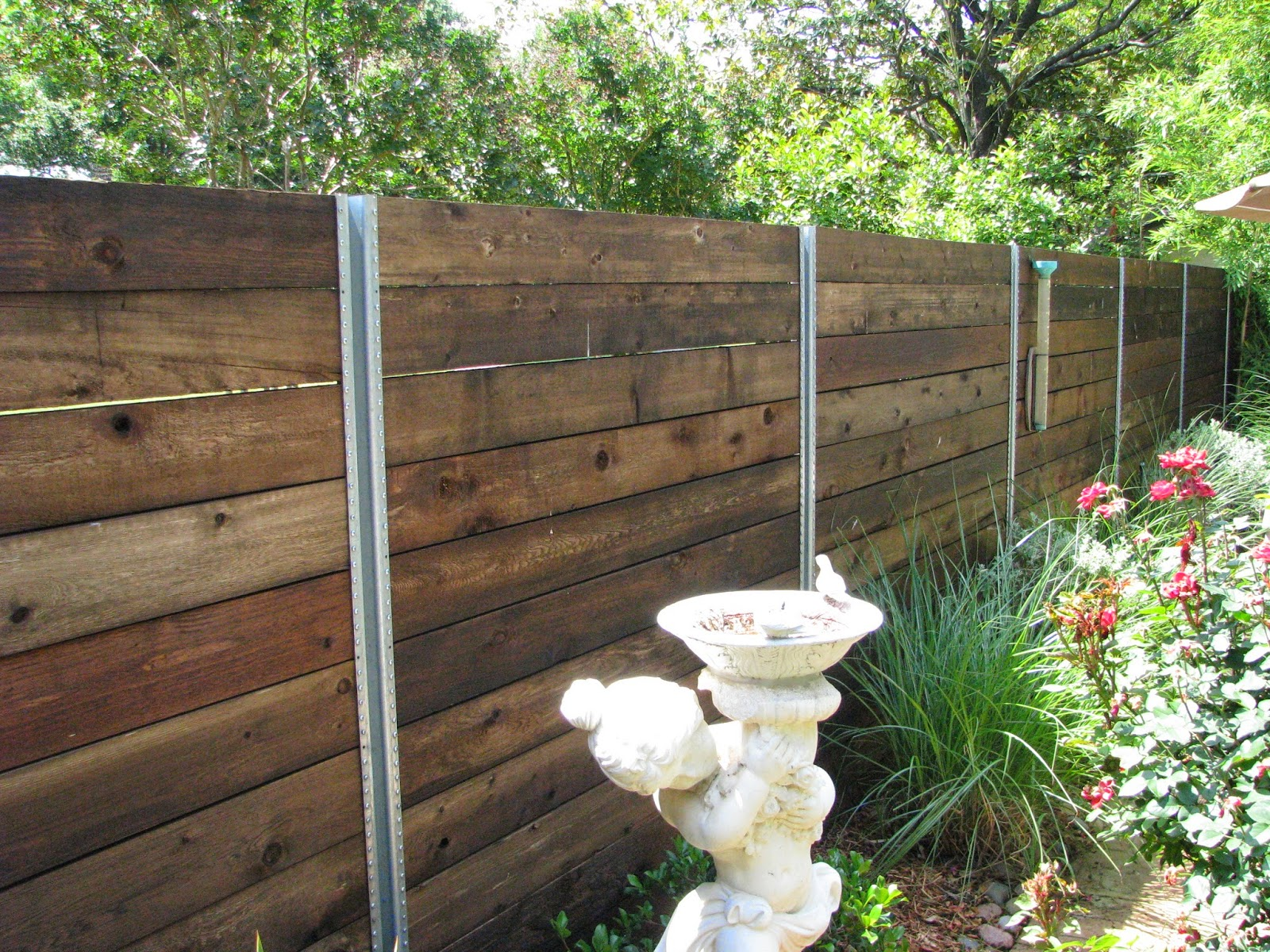 Master Halco Wood Fencing Photos