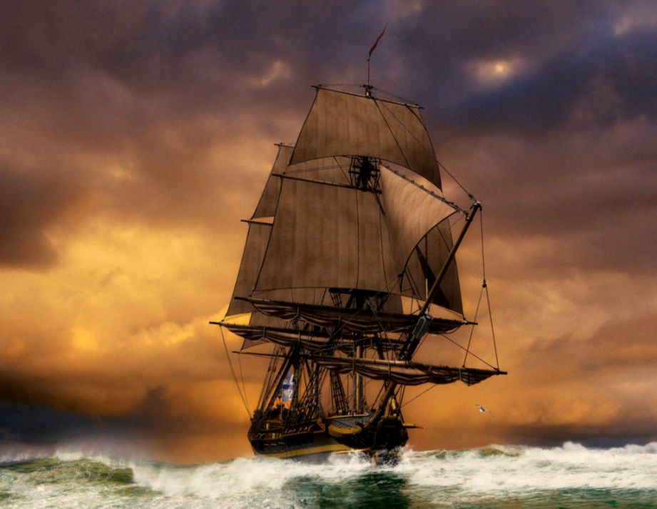 3d Ship Wallpaper And Images Desktop 6927429