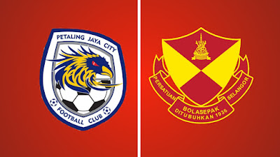 Live Streaming Petaling Jaya City FC vs Selangor Liga Super 9.2.2019