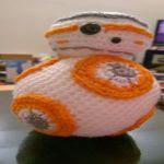 PATRON BB8 STAR WARS AMIGURUMI 23877