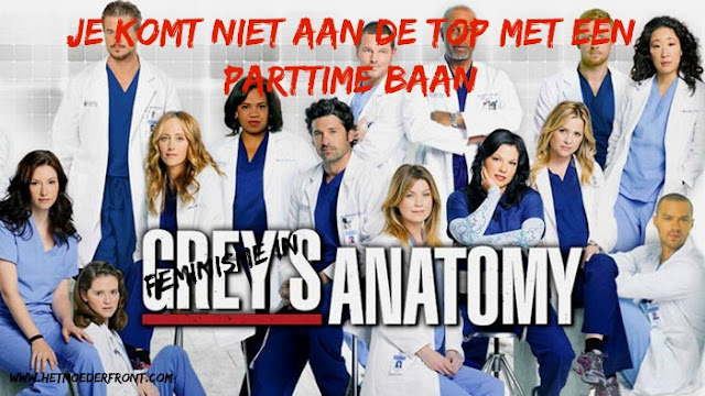 feminsime in grey's anatomy