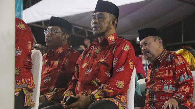 Semangati Kafilah Selayar, Wabup Hadiri Pembukaan, MTQ XXX Sulsel 2018