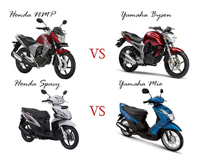 Divonis Kartel, Honda-Yamaha Diminta Turunkan Harga Motor