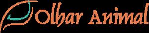 Logomarca da ONG Olhar Animal