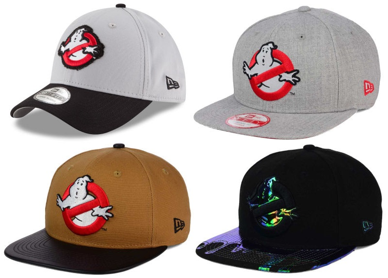 The Blot Says...  Ghostbusters Classic Movie Hat Collection by New ... 59cce89dcfe9