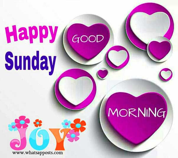 Wish You A Happy Sunday Sister And Yoursfilled With Love Joyand
