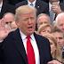 (Video) Terkini: Trump Sah Presiden Amerika ke- 45, Angkat Sumpah Secara Rasmi Sebentar Tadi