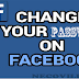 Inquiry on How to Change your Facebook Password?