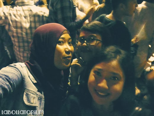International Java Jazz Festival 2014 Wefie