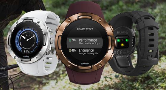 bca4b476741d ... na trh nový model hodinek Jedn áse o model Suunto 5 a je to defacto  klasický Suunto Spartan Trainer ve faceliftovaném provedení s novými  funkcemi.