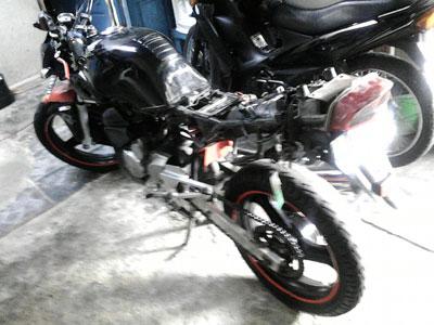 Honda Tiger 2000 Surakarta