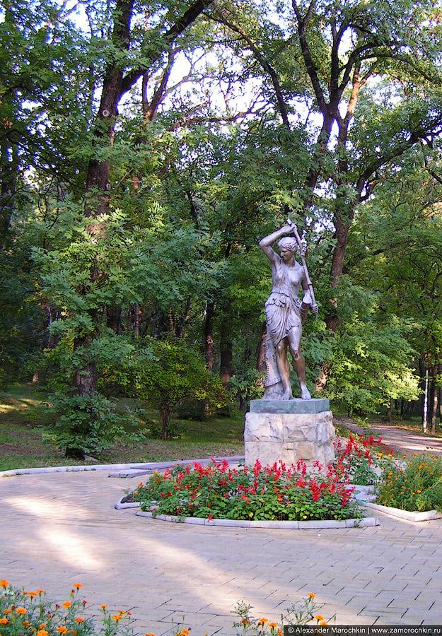 Парковая скульптура, Ессентуки