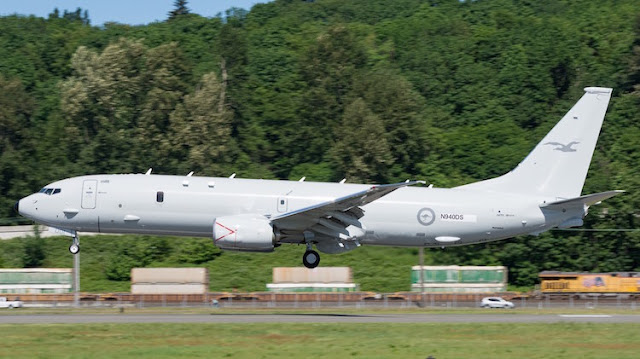 (VIDEO) THE ROLLOUT OF THE FIRST AURSTRALIAN P-8A