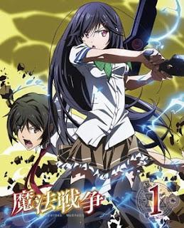 مشاهدة و تحميل الحلقة الرابعة 04 من أنمي Mahou Sensou مترجمة