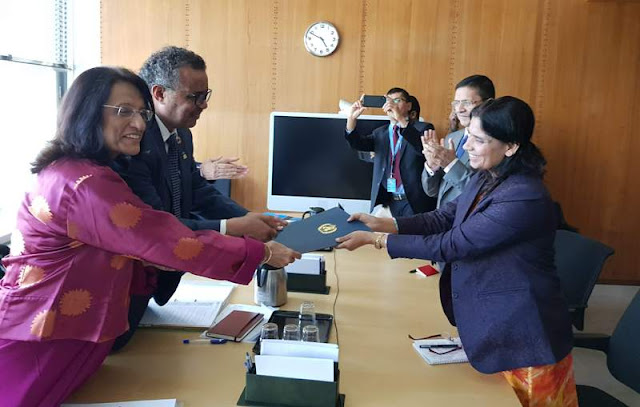 Nepal eliminates trachoma, certificate for trachoma elimination in nepal