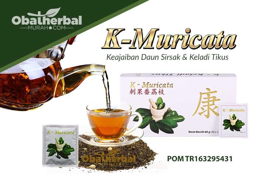K-Muricata Obat Herbal Kanker Serviks