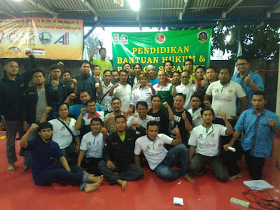 Smart Labour Why Not ?! Pendidikan Bantuan Hukum, Public Speaking dan Teknik Negosiasi