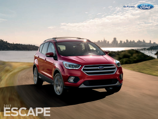 Downloadable 2017 Ford Escape Brochure
