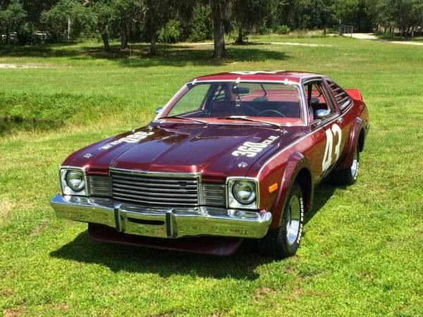 1978 A43 Dodge Aspen Street Kit Car Auto Restorationice