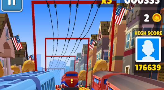 What I Learned from Subway Surfer about Failure