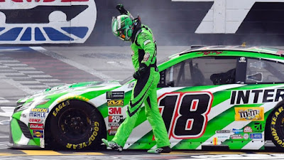 #NASCAR Race Winner Kyle Busch – In-N-Out