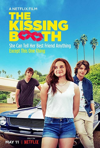 The Kissing Booth 2018 English 850MB WEBRip ESubs 720p