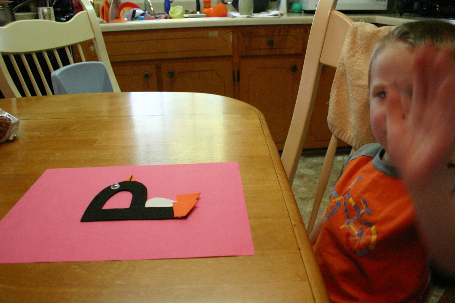 Life Is Nothing Without Him Preschool Letter P