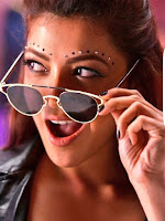 Kajal Agarwal Hot Stills from Chiranjeevi Khaidi No 150 Movie