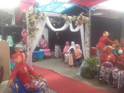Dekorasi Gate Wedding