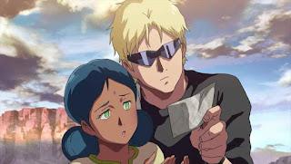 Mobile Suit Gundam: The Origin – Advent of the Red Comet – Episodio 07