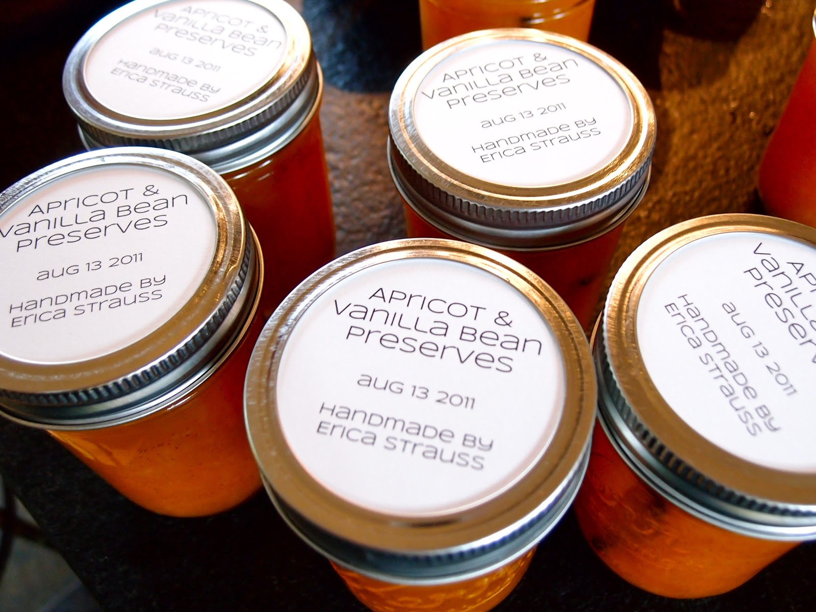 easy no stick canning jar labels northwest edible life