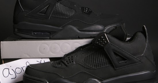 size 40 d81ff 98fd9 ajordanxi Your  1 Source For Sneaker Release Dates  Air Jordan IV Retro  Black Black-Light Graphite (2006)