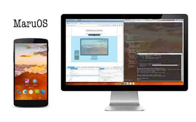 Maru Android ROM Turns  Your Smartphone Into Linux - picateshackz.com