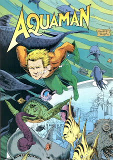 Aquaman Superheroe