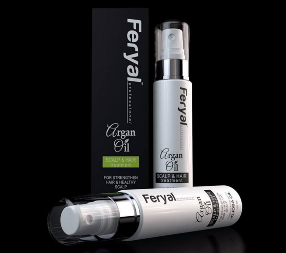 feryal argan oil murah
