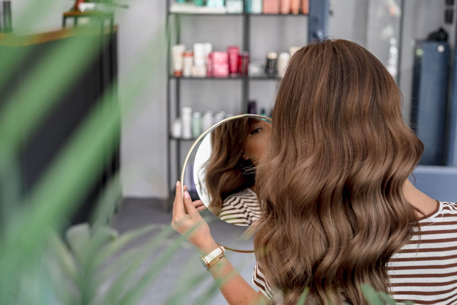 Metamorfoza Fryzury Nowy Kolor Włosów Pielęgnacja