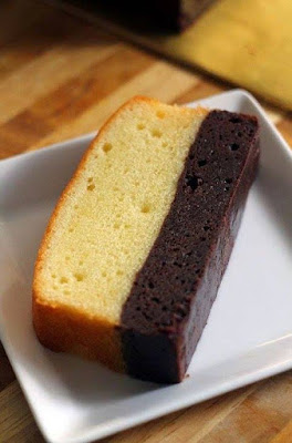 Cake Bi Couche Au Chocolat Mascarpone