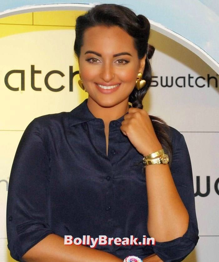 Sonakshi Sinha,  Sonakshi Sinha Pics from Swatch Watches Launch