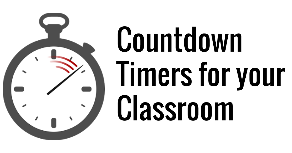 Cool Countdown Timers For Your Classroom