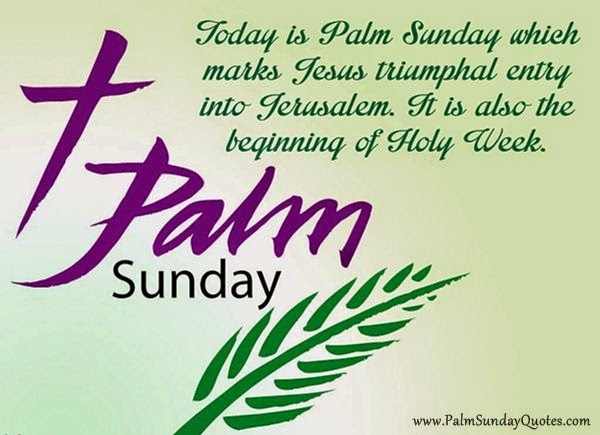 Palm sunday quotes 2017 best palm sunday sms wishes m4hsunfo