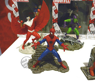 Toy Fair 2017 Schleich Marvel Comics Figures