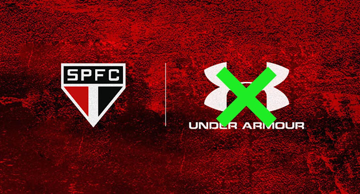 c59d47a335c Sao Paulo and Under Armour End Partnership After Just Two and Half Years